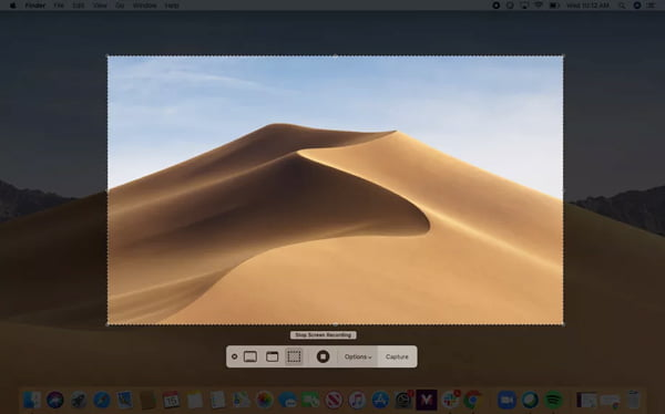 Bildschirmrekorder Macbook