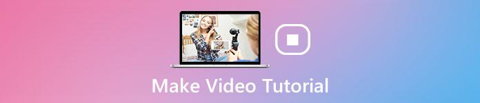 Créer un didacticiel vidéo