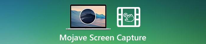 Capture d'écran Mojave