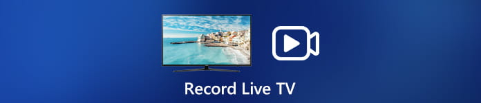 Enregistrer la télévision en direct
