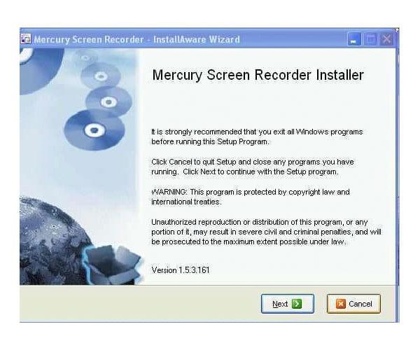 Enregistreur d'écran HP