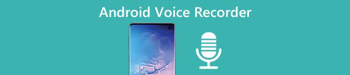 Enregistreur vocal Android