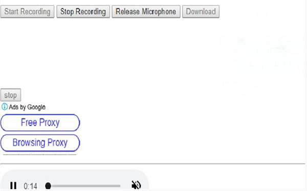 Audio Voice Recorder Pro