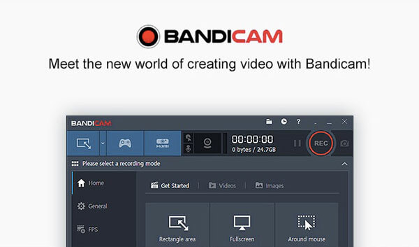 Bandicam Free Screen Recorder