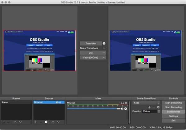 OBS Studio Mac