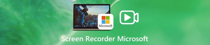 Enregistreur d'écran Microsoft