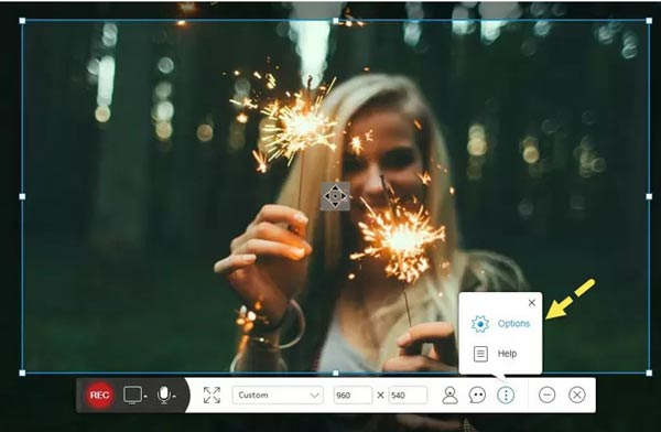 Enregistreur d'écran en ligne gratuit d'Apowersoft