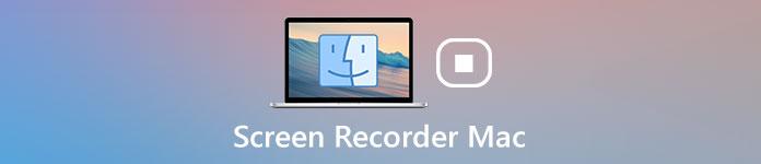 Enregistreur d'écran pour Mac