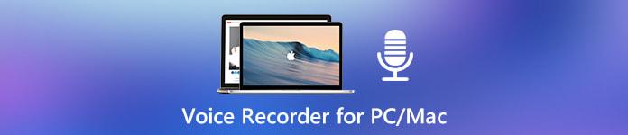 Enregistreur vocal pour PC / Mac