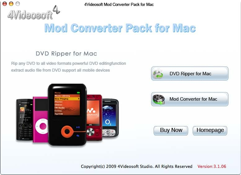 effective and professional Mac Mod Converter