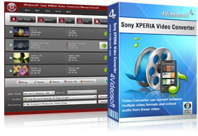 Sony Xperia Video Converter purchase