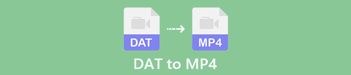 DAT zu MP4