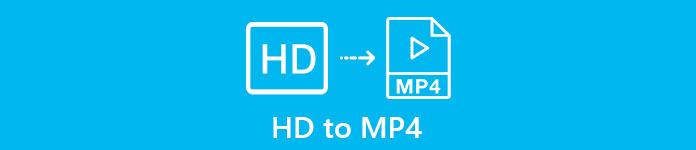 HD zu MP4