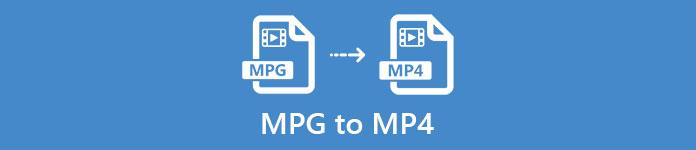 MPG zu MP4
