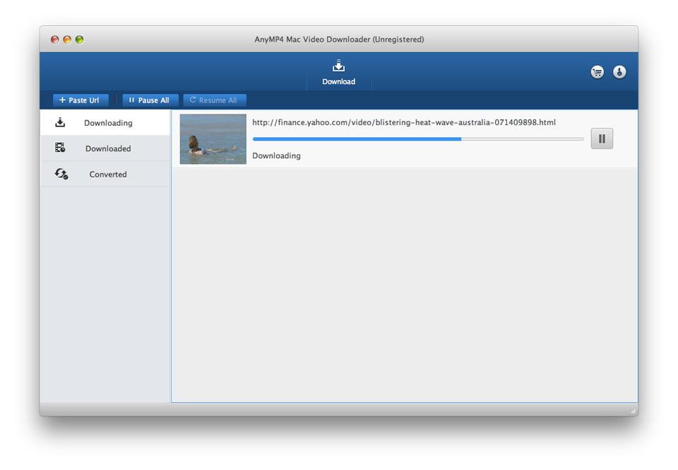 4Videosoft Video Donwloader til Mac