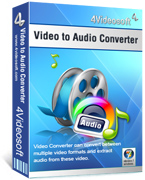 Convert audio to MP3, WMV to MP3 Converter