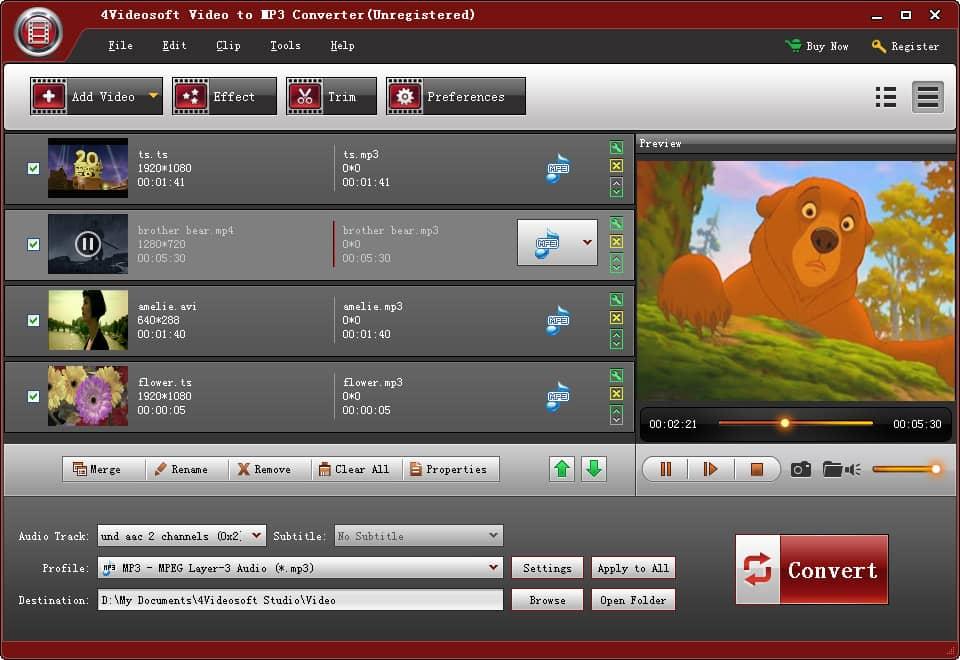 video converter mp3 software