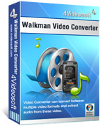 Walkman Video Converter