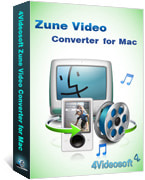 Zune Video Converter for Mac