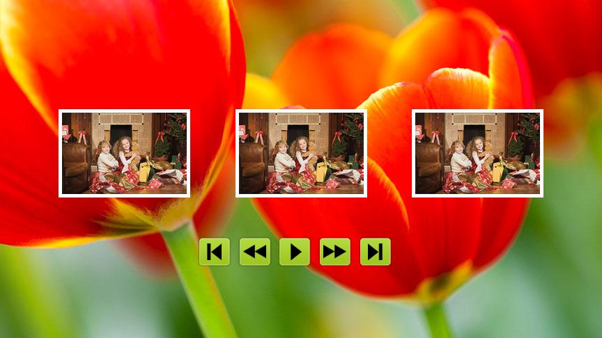 Menu Templates of 4Videosoft DVD Creator