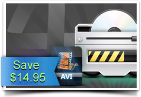 AVI Converter Suite for Mac
