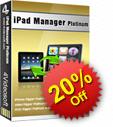 iPad Manager Platinum